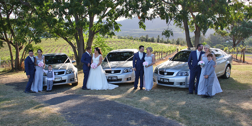 Wedding Car Hire Hunter Valley