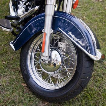 Harley Davidson Heritage Softail