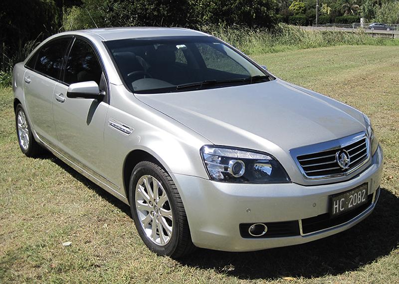 Holden Caprise
